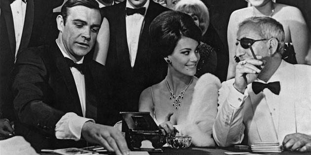 James Bond and Baccarat