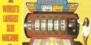worlds largest slot machine