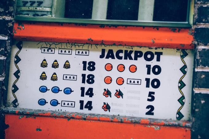 Progressive Jackpot Slot
