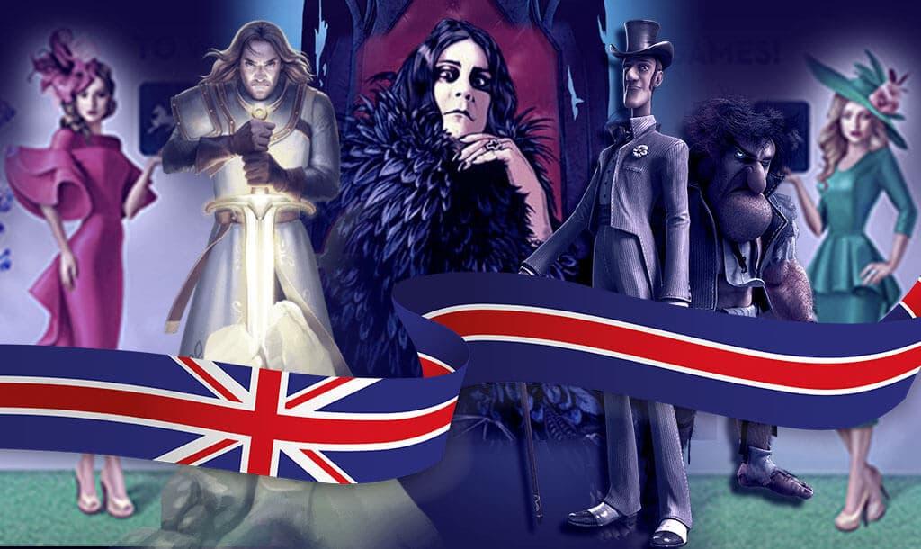 the best british slots