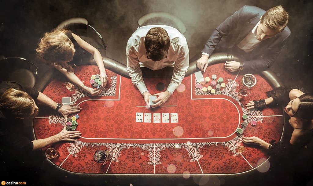 poker popularity