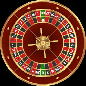 american roulette wheels visual