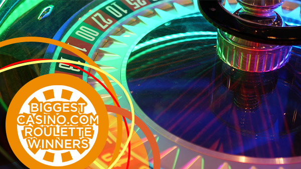 biggest ever roulette winners banner