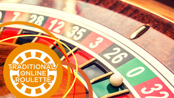 traditional online roulette banner